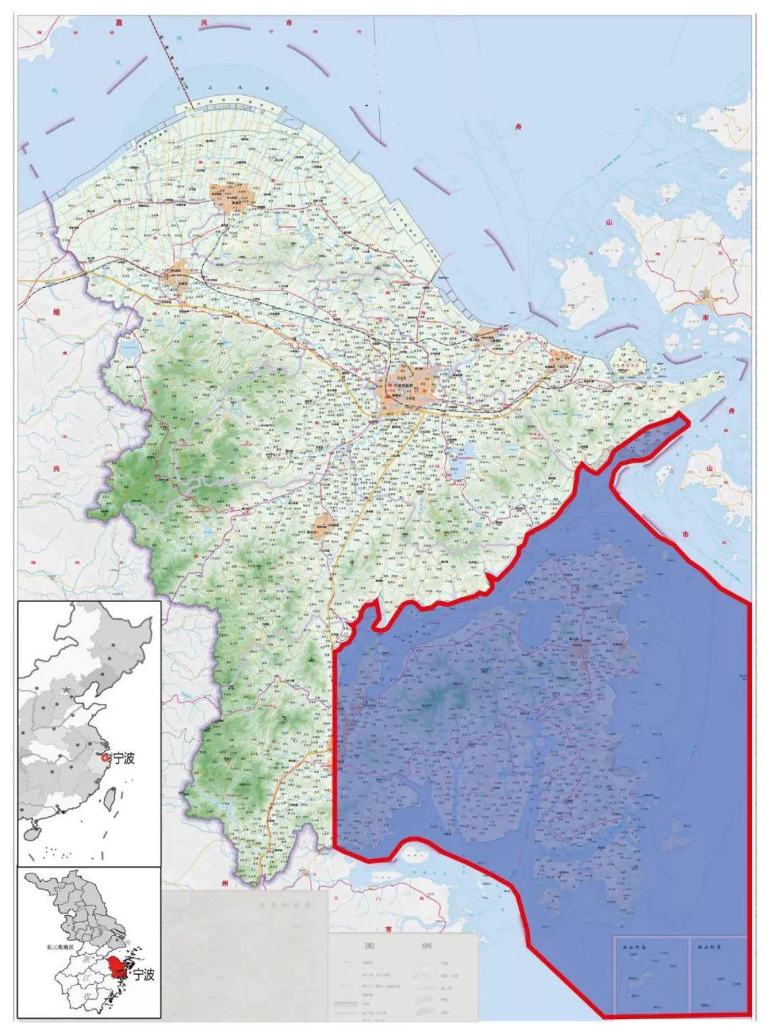 """<b>宁波将建海洋经济发展示范区,构建""""一体二湾多岛""""格局</b>"""