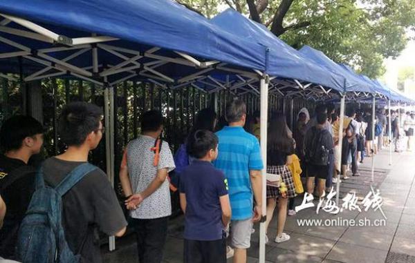 高温卷土重来!上海目前气温近37℃,明起雨水降临暂别高温