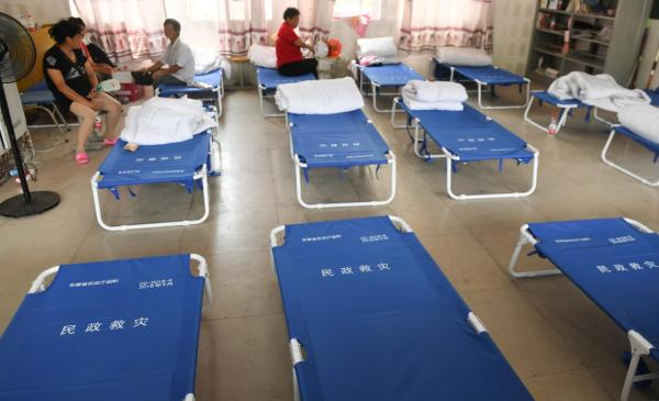 <b>安徽宁国台风灾后情况通报:死亡5人、失联3人</b>