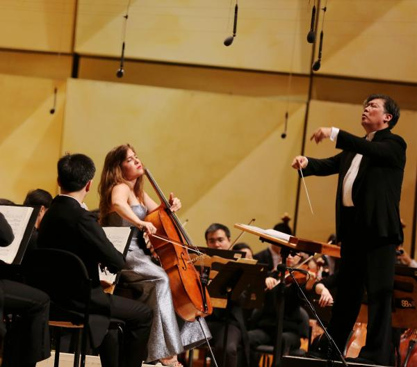 """美国拉维尼亚音乐节迎来上海交响乐团,听一听""""上海的声音"""""""