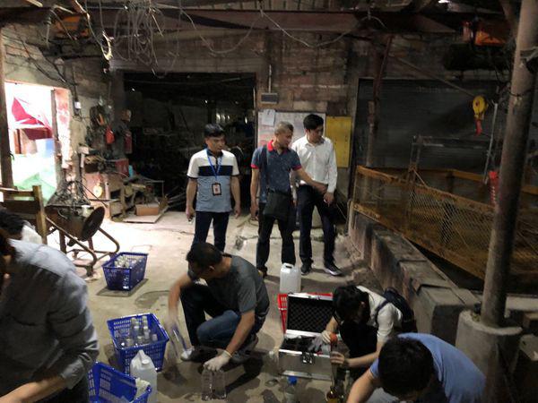 广州海珠区飓风行动:一年多破获六宗涉河涌案