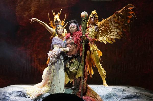 历经三年磨砺,上海歌剧院《天地神农》首演