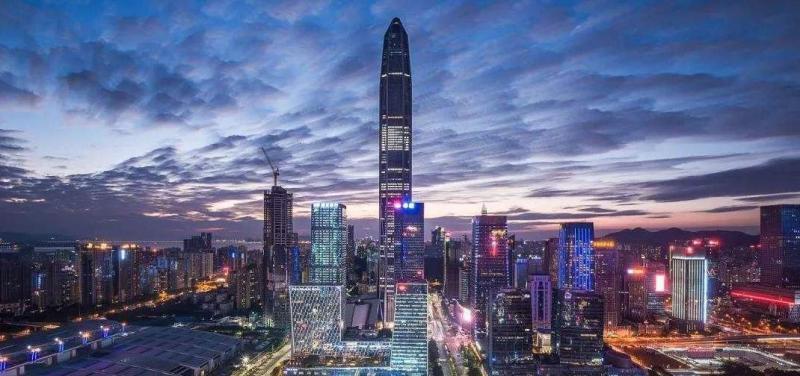 深圳经济特区。