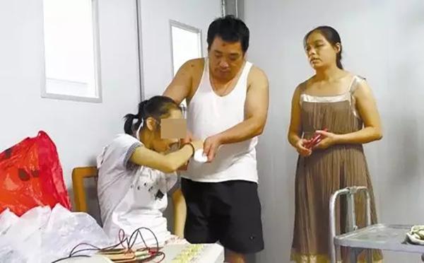 <b>广西一初中女生在校中毒致残,法院一审判决学校担责两成</b>