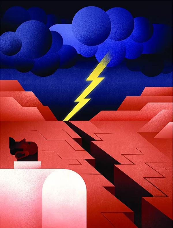 颠覆认知?日本科学家从空中电子密度变化中读出地震预测信号