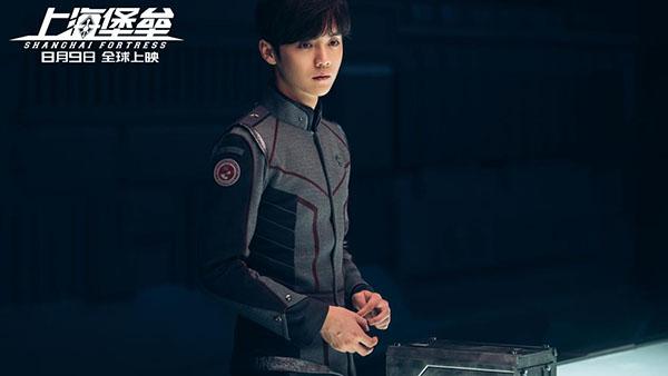 《上海堡垒》中鹿晗是演得不好,但哪怕他超常发挥,也救不了电影。