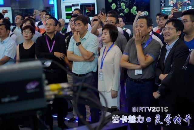 BIRTV2019:灵秀艺卡增强现实包装系统演示发布