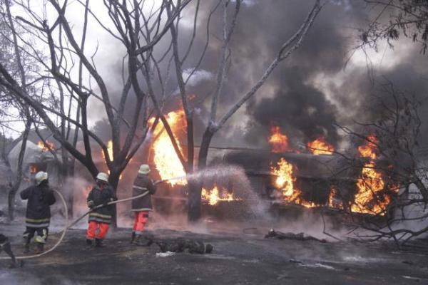 坦桑尼亚:10日发生的油罐车爆炸事故死亡人数升至100人