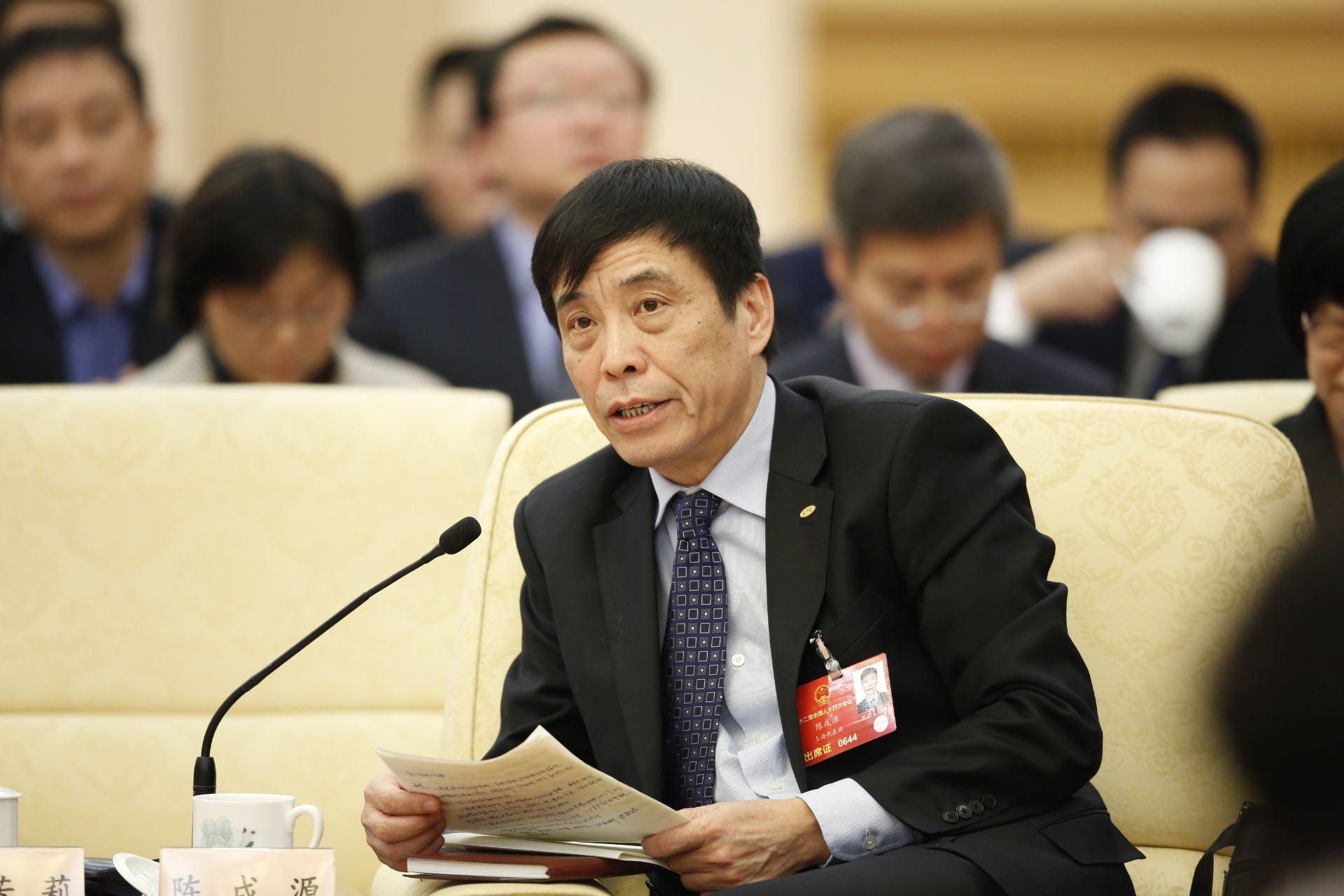 """陈戌源:我将树立正确的政绩观,中国足球""""功成不必在我"""""""