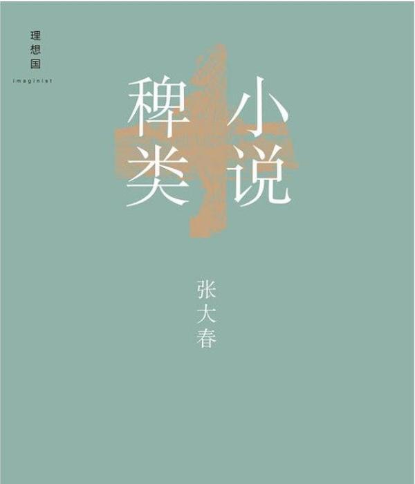 《小说稗类》,张大春著,理想国出品,天地出版社2019年6月版