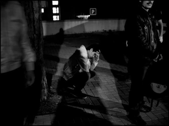 玛格南摄影师拍摄难民危机时,会有哪些考量?
