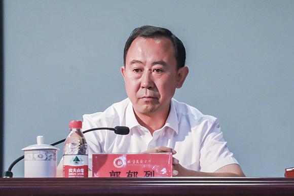 郭郁烈任西北民族大学校上海的专科学校长,李俊杰任北方民族大学校长