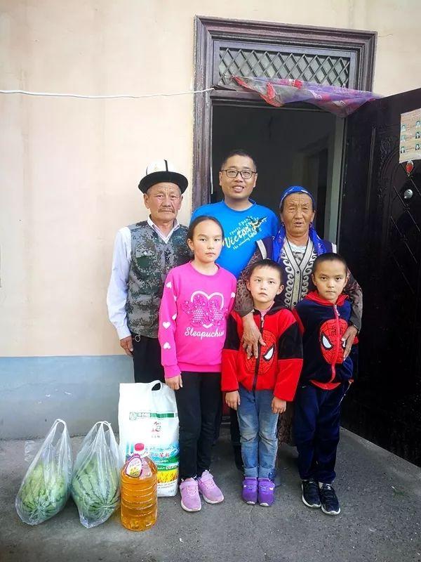 對云南脫貧攻堅專項巡視反饋意見,無錫法院愛心家庭的阿合奇走親之旅