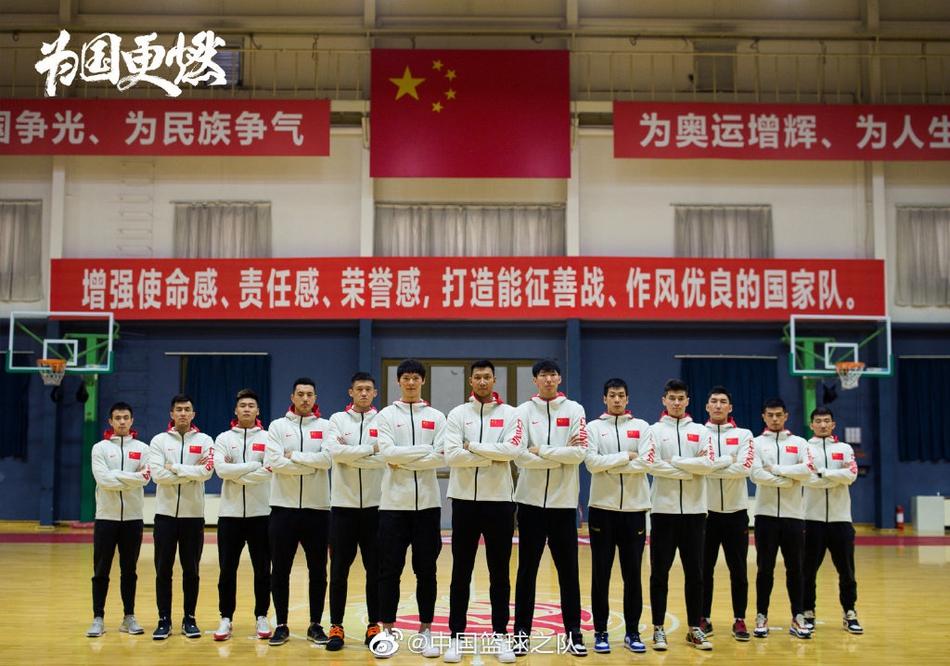 """中国男篮世界杯12人名单:孙铭徽入选,李楠祭出""""五后卫"""""""
