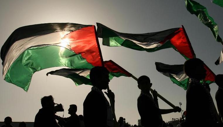 """巴勒斯坦抗议:美国务院网站国家列表中""""被消失"""""""