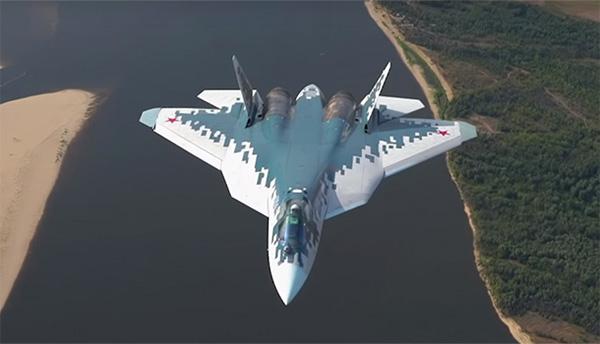 被美踢出F-35项目后,土耳其或将进口俄制苏-57