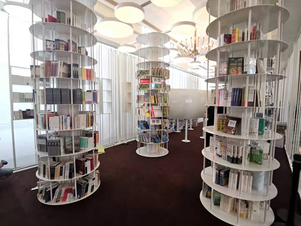 """""""有文化的米""""啥味道?上海三联书店做稻田里的书店"""