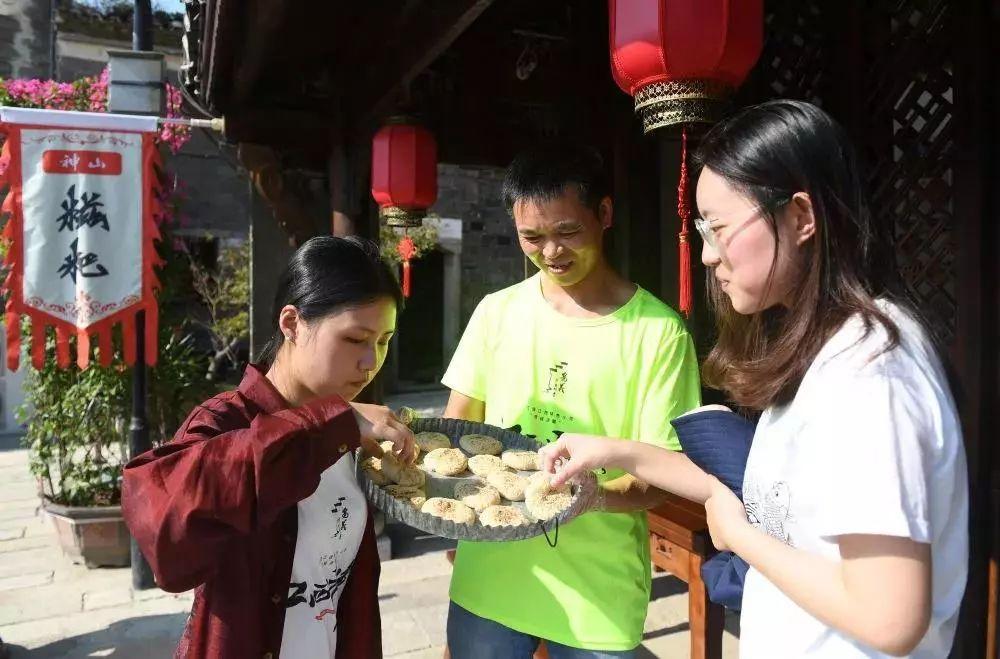 安义古村千人龙虾宴!每日推出三百份免费龙虾