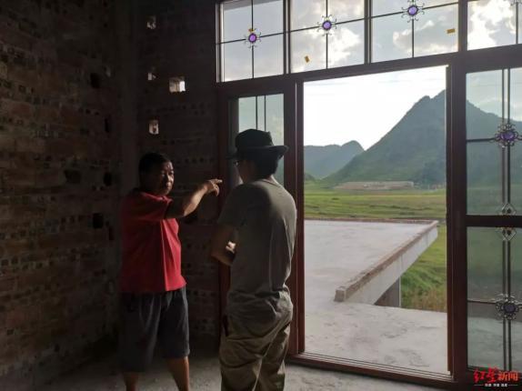 乡镇公墓建在村庄对面,云南一县民政局和镇政府成被告