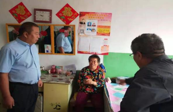 北京28开户闫油坊乡多措并举抓残疾人精准扶贫工作