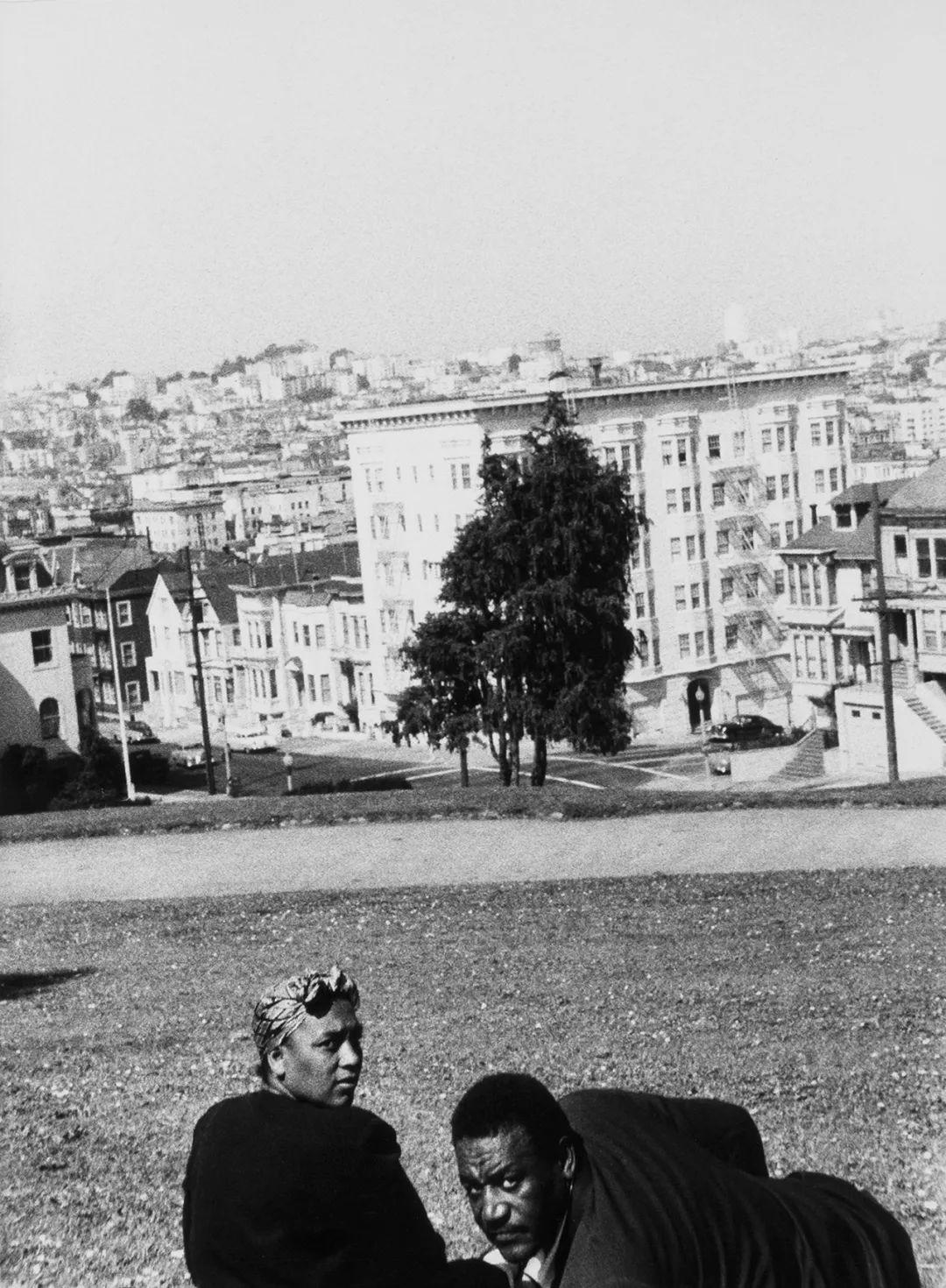 《旧金山》(拍摄于1956年)