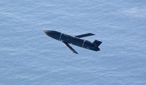 远程反舰导弹(LRASM)是美军最新的反航母武器