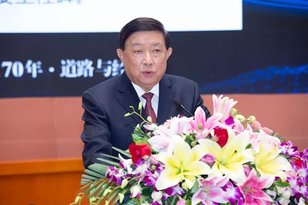 科技部原部长徐冠华:建议设国家主席青年科技
