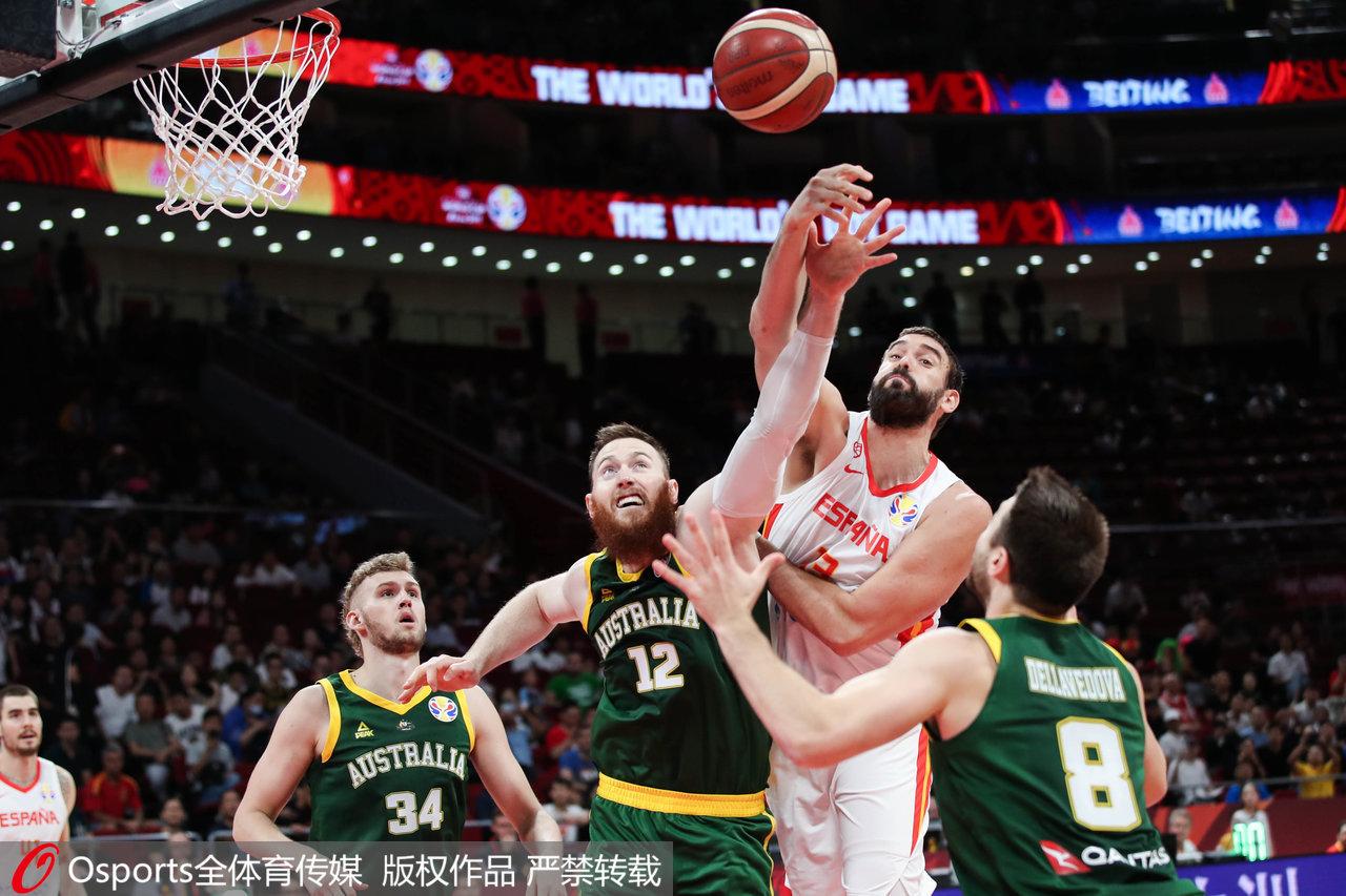 88双加时击败澳大利亚,闯入男篮世界杯决赛