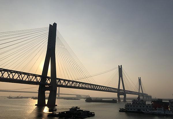 浩吉铁路走访|洞庭湖特大桥具五项世界第一