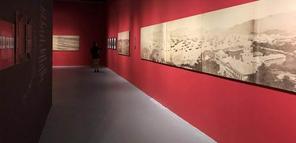 1860年镜头下的北京城墙、香港全景、朝鲜囚犯与日本艺伎