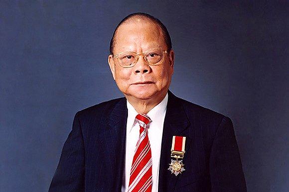 """港媒:""""金利来""""创办人曾宪梓因病在梅州离世,享年85岁"""