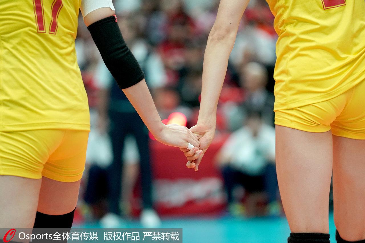 """中国女排""""血战札幌""""!23日对阵美国,姑娘们更成熟了"""