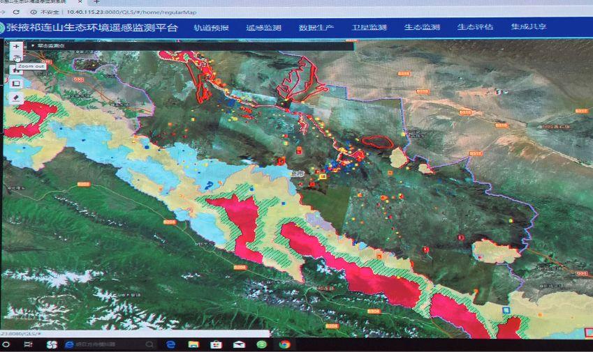 先锋亚洲区_美丽中国先锋榜(24)|甘肃整治祁连山国家级自然保护区