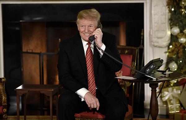 """美民主党高层:不排除就乌克兰""""电话门""""弹劾特朗普的可能"""
