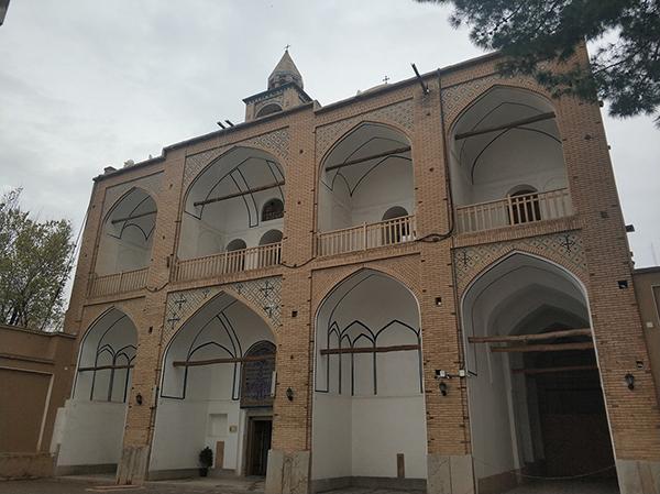 圣伯利恒教堂。