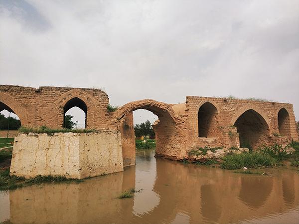 凯撒大桥。本文图片均由作者拍摄