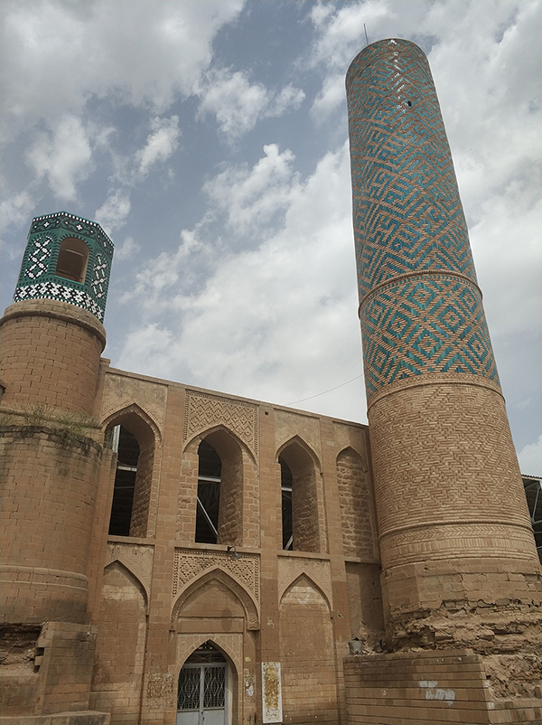 舒什塔尔清真寺。