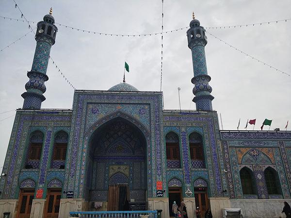 伊玛目马赫迪清真寺。