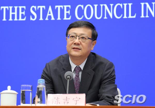 陈吉宁:首都社会保持和谐稳定,是世界上治安最好的城市之一