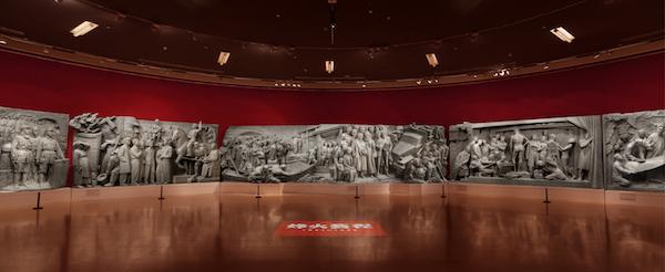美术经典70年①|这些经典雕塑与手稿,伴随了新中国的成长