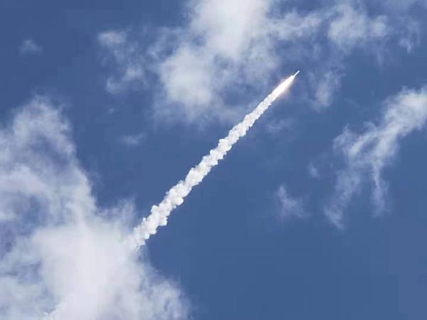 """一箭五星!""""珠海一号""""又一批卫星升空,12颗卫星在轨运行"""