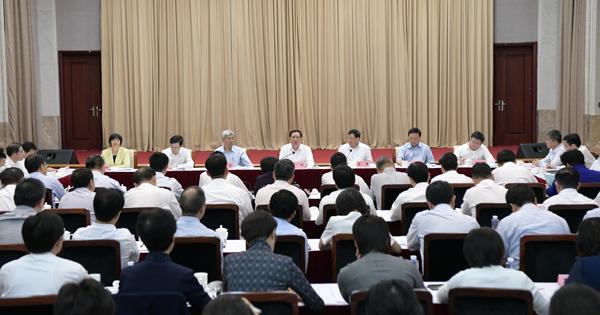 """事关""""最柔软群体"""",上海市委市政府召开高规格现场推进会"""