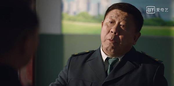 程煜饰演路中祥,路晓鸥的父亲。