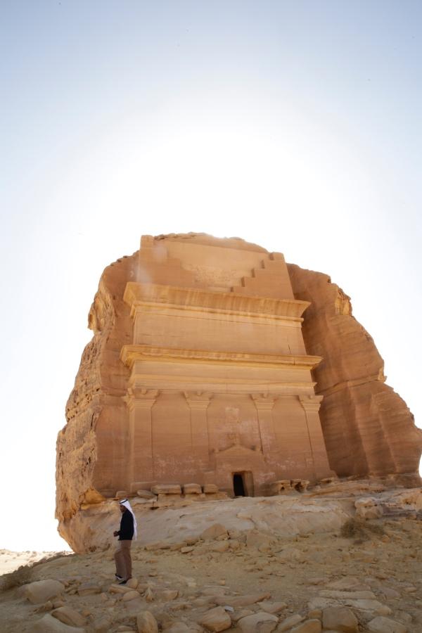 沙特阿拉伯正式开放旅游签