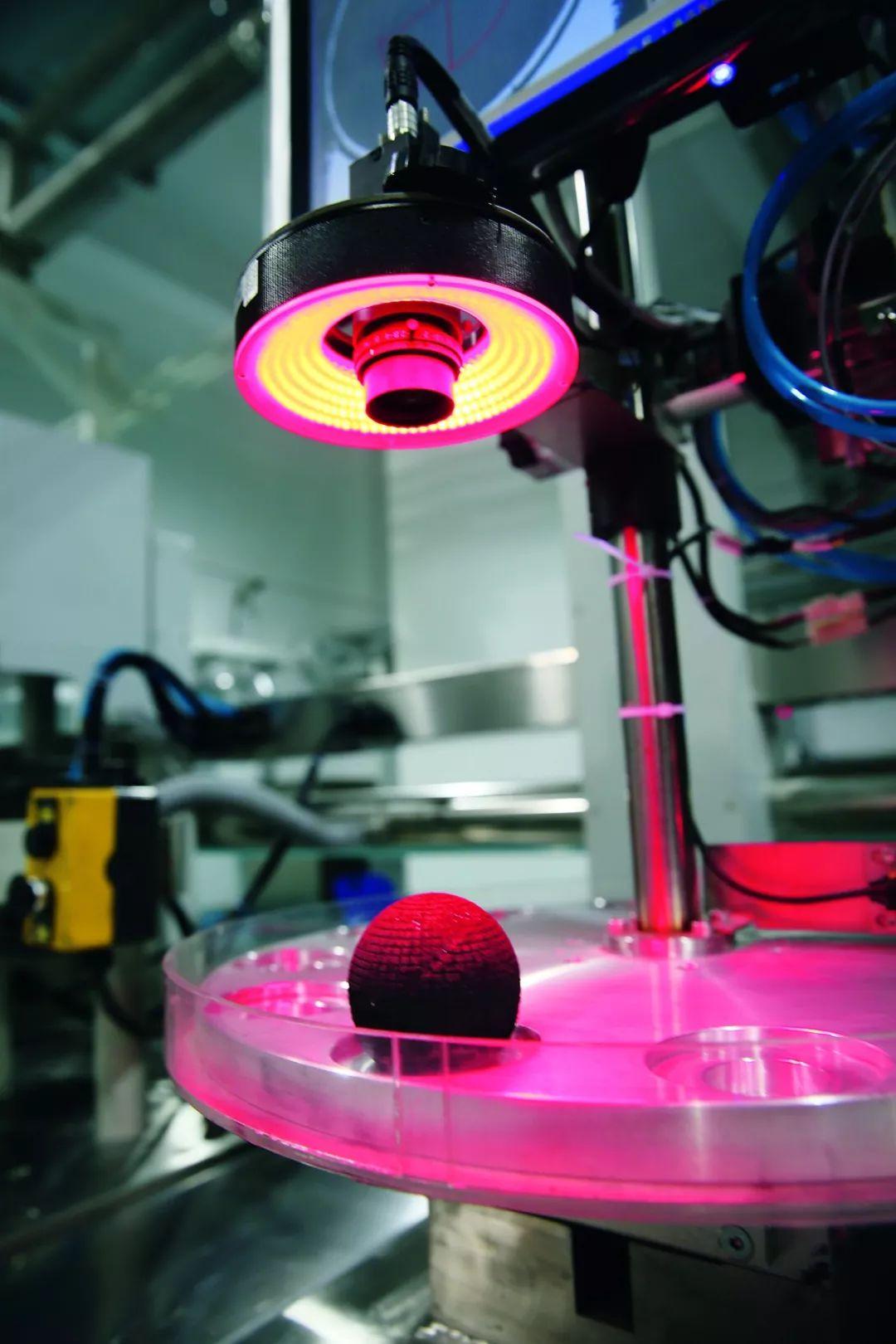 高温气冷堆球形燃料元件的生产