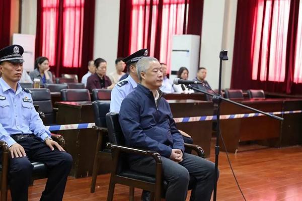 陕西岐山原县委书记何宏年受审:涉嫌贪污、受