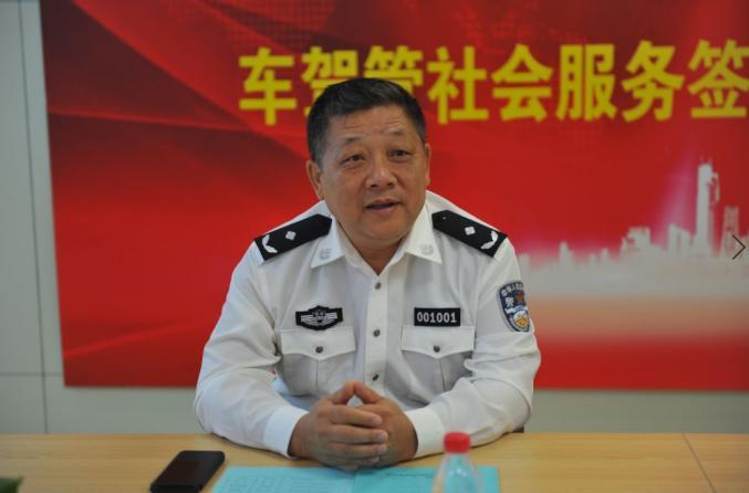 """吉林省开启""""警保联动车驾管服务站(社会)""""新模式"""