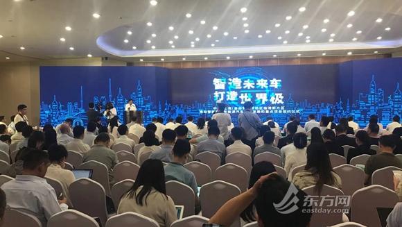 24个项目80亿投资:上海临港如何打造新能源汽车产业集群