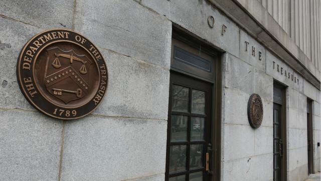 """""""美财政部:当前没有阻止中国企业在美上市计划"""
