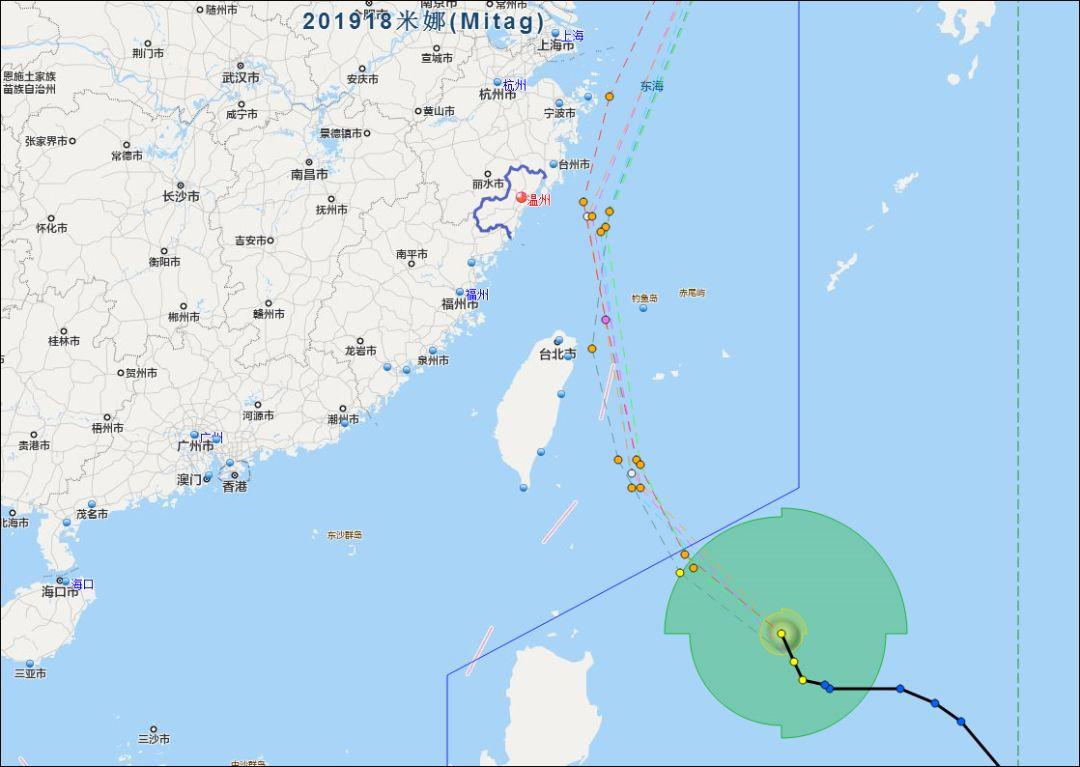 温州启动防台风Ⅳ级响应!将有明显的风雨过程,国庆假期天气预报来了!